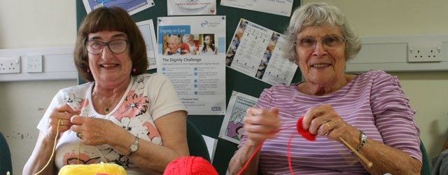 Knit And Natter To Support Premature Babies
