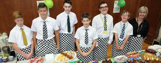 OUT & ABOUT : World's Biggest Coffee Morning
