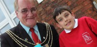 Mayor Of Beverley Opens Minecraft Club at Local Primary School