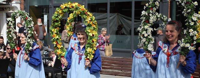 Beverley Garland Dancers Seek More Ladies To Join Their Troop