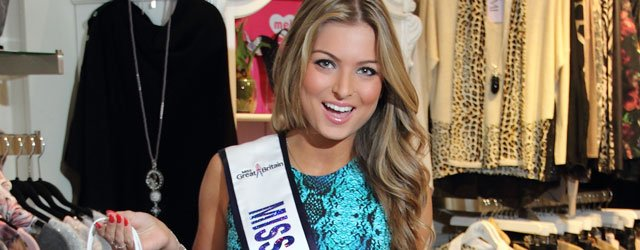 Winning Miss Great Britain Was The Most Amazing Feeling Says Zara Holland