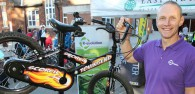 Bike Library Launched At St Nicholas School in Beverley