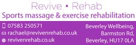 Revive Rehab, Beverley
