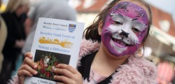 Beverley Food Festival pulled in thousands of people as the event marked its 10th anniversary.