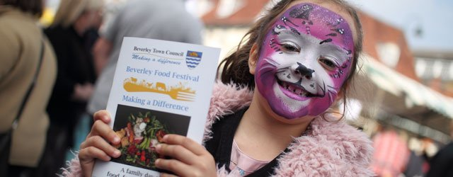 Thousands Attend 10th Beverley Food Festival