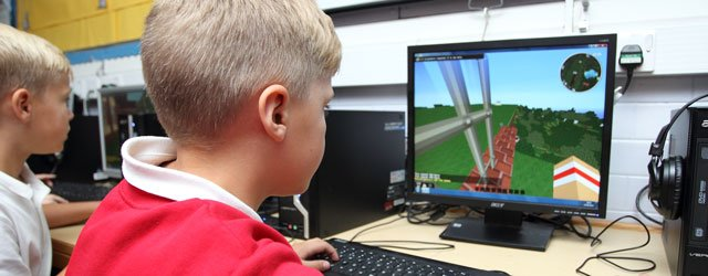 Do Computers In Primary Schools Encourage Learning?