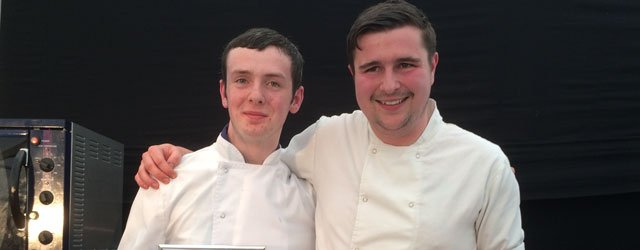 BEVERLEY FOOD FESTIVAL : Final Of Copper Saucepan Young Chefs Competition