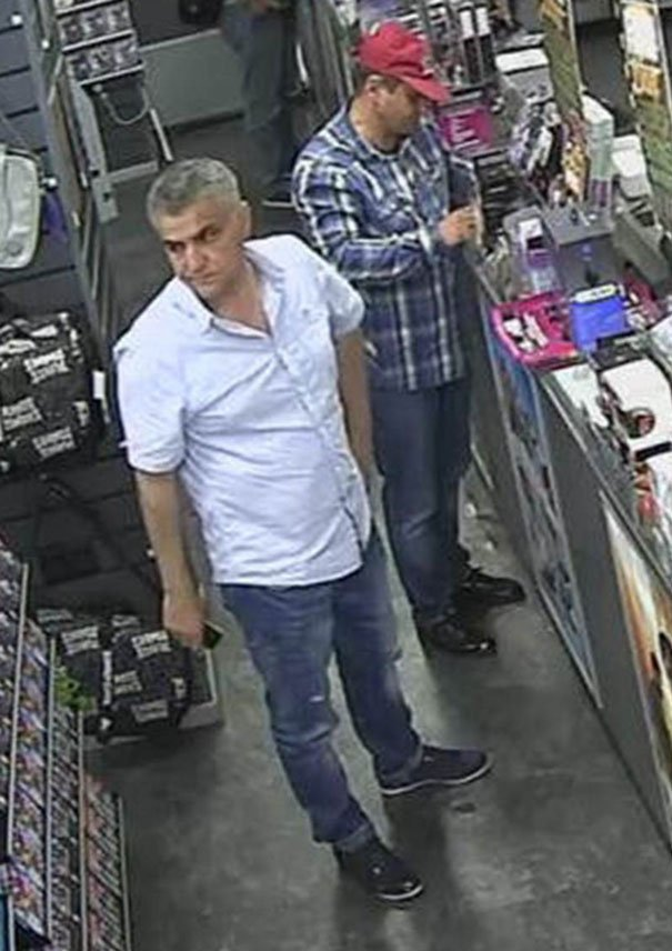 Do You Recognise These Card Scammers