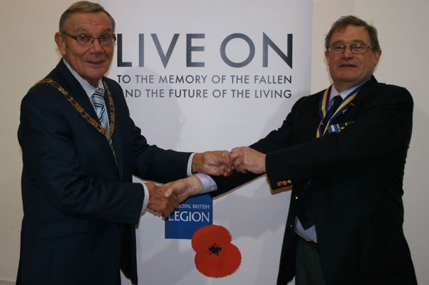 Royal British Legion Poppy Appeal Poppy Appeal Launched