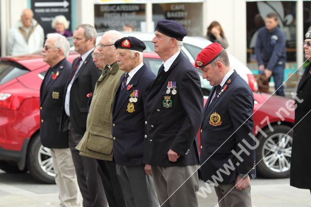 Armistice Day Observed Impeccably in Beverley