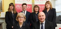 Beverley Building Society has been named as the 'Best Local Building Society 2016' by the Mortgage Finance Gazette.