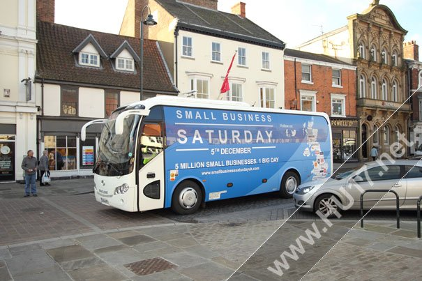 Business Bus Visit To Beverley Inspires Local Traders