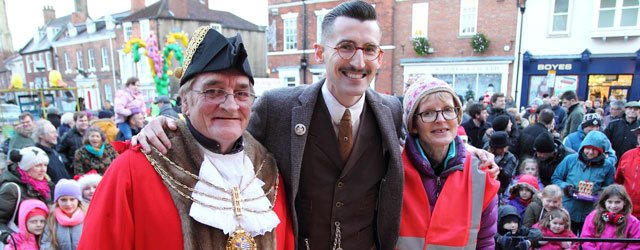 GALLERY : Beverley Christmas Lights Switch On 2015