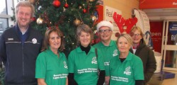 Tesco were pleased to welcome the Beverley Christmas Lights Appeal Group to pack in our store on Saturday 21st November.