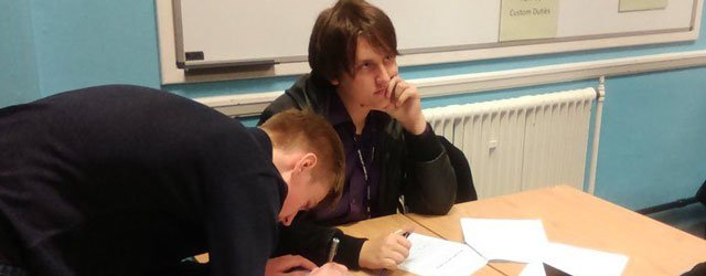 Wolfreton School & Sixth Form College Prove Smart On Tough Topics