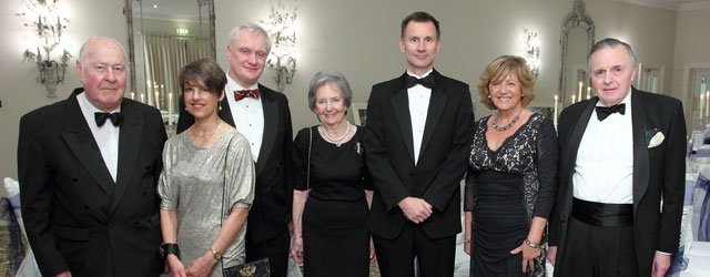 Beverley and Holderness Conservatives Annual President's Dinner
