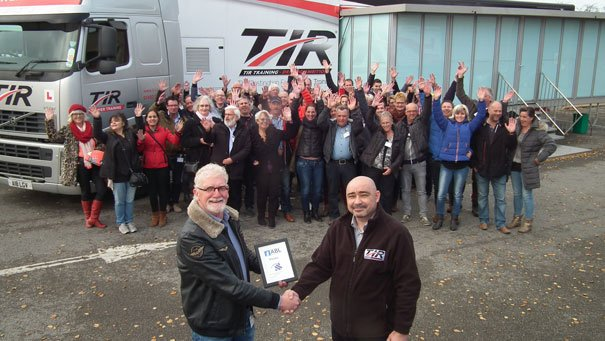 Beverley Firm Host Visit From Dutch Driver Training Society