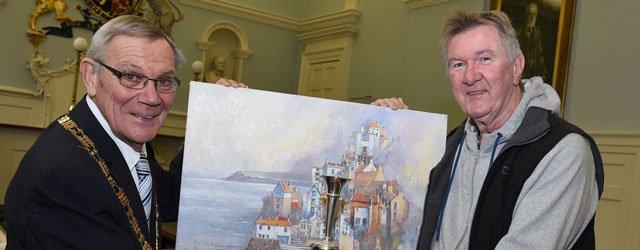 Molescroft Resident Wins Wilburn Trophy
