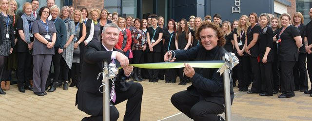 Celebrity Stylist Patrick Cameron Opens New Beverley Salons