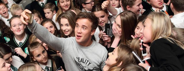 Make a Noise About Bullying : Sam Callahan Visits Longcroft School