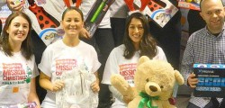 Viking FM's charity Cash for Kids launch their annual gift appeal, Mission Christmas this week. The Mission Christmas appeal strives to ensure no child goes without a gift at Christmas
