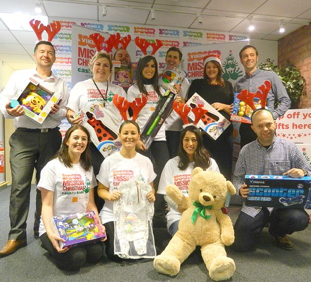 Mission Christmas Launches To Help Thousands Of Local Children