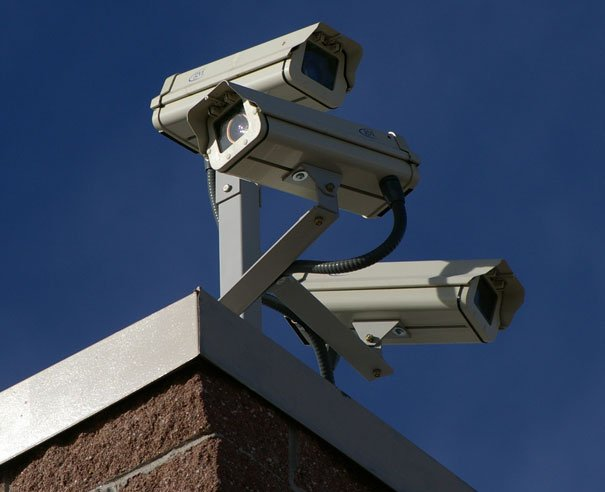 CCTV cameras and DDoS Attacks