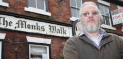 Neil Pickford, who is hoping to buy the historic Monks Walk in Highgate and give it a viable long-term future, has arranged an open meeting for potential supporters and investors.
