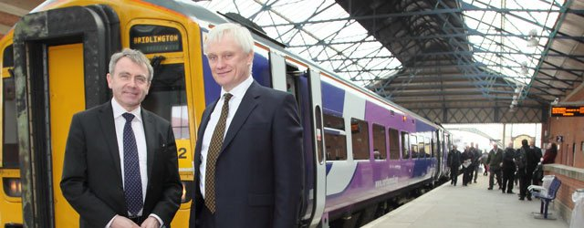 Beverley Set To Benefit From New Rail Franchises