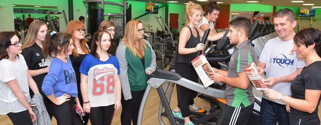 East Riding Leisure Beverley Join Forces With East Riding College