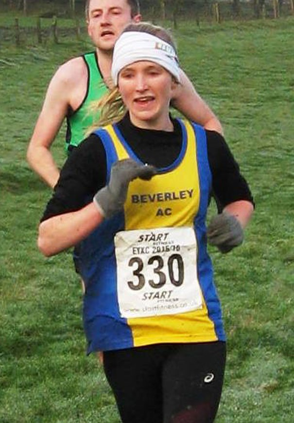 Beverley's Ellen Harrison Comes Second at Langdale