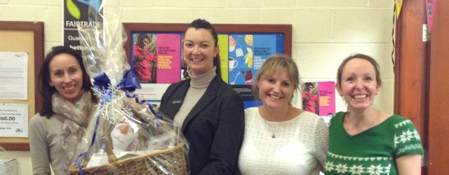 Local businesses come up with the goods for Cherry Burton Pre-School