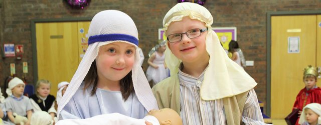 Keldmarsh Primary School' Christmas Nativity Play