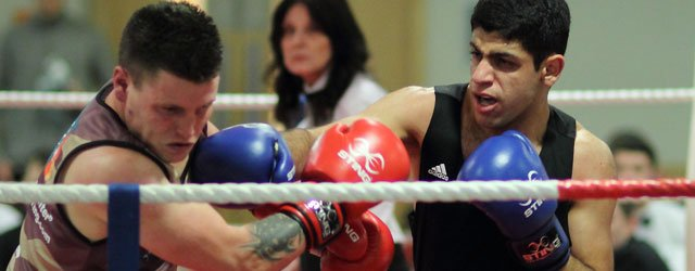 BOXING : Noorani Wins by TKO Against Milnes