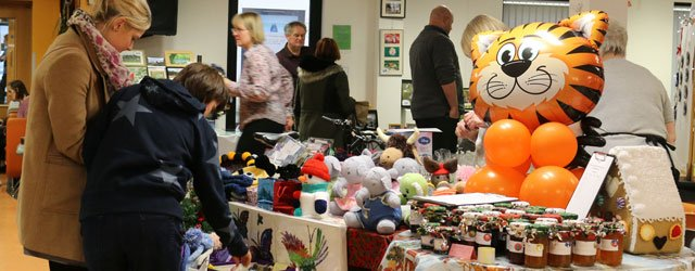 Christmas Fair Raises £2,000 For Welfare Funds