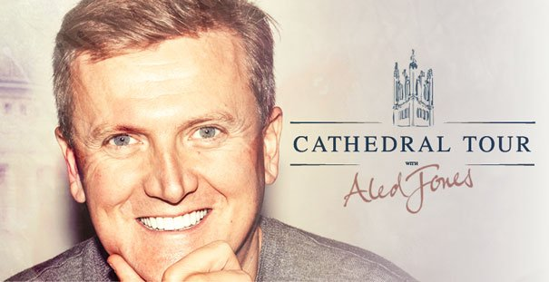 The Aled Jones Cathedral Tour Coming To Beverley