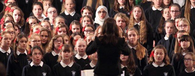 Beverley High School Carol Concert @ Beverley Minster