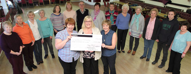 Line Dancers Raise £900 For Local MS Society