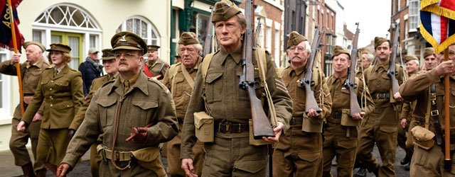 Don't Panic! Flemingate Celebrates Star-studded Dad's Army Remake