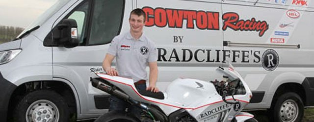Cowton Racing By Radcliffe's Launch 2016 Roads Campaign