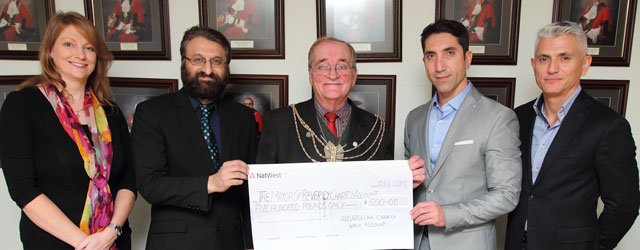 Ahmadiyya Muslim Association Donate £500 to Beverley