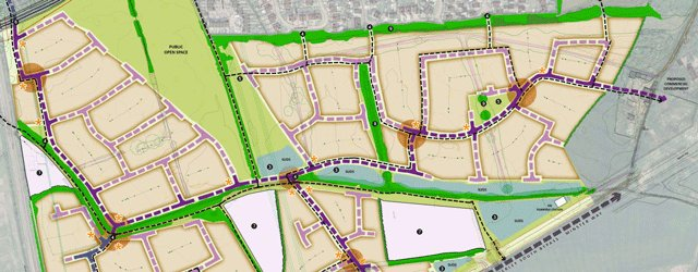 The Beverley Party has concerns over a new development of 1,000 houses to the south of the town.