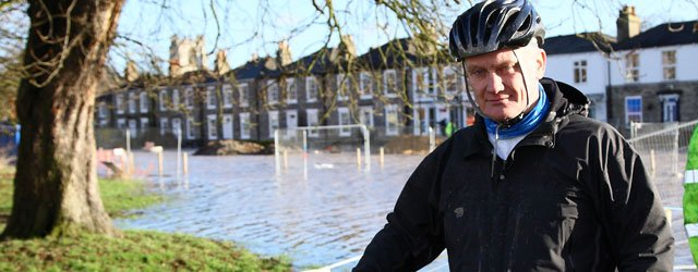 Graham Stuart MP Wades Into Flooding Issues