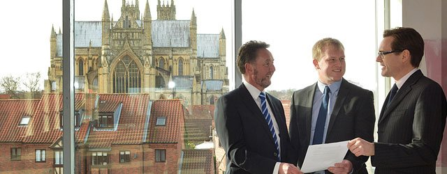 Beverley's First Grade A Offices Offer Best Location And Views In Town