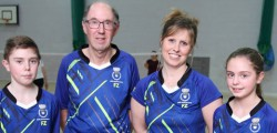 Starting with just a handful of people some 50 years on Beverley Badminton Club have seen their members grow as they bring the sport to the wider community.