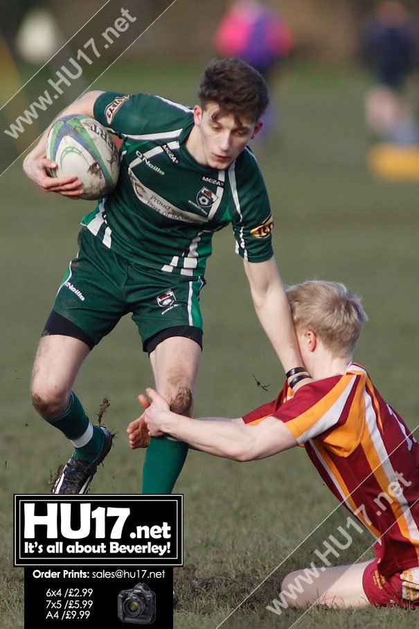 Cup Joy For Colts As They Line Up Semi-Final Clash With Old Brodleians