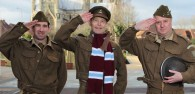 Flemingate Gets Into the Spirit Of Things To Mark Dad's Army Film Launch