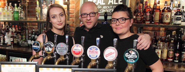 Kings Head Hotel Bring Back Three Awards To Beverley