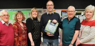 Residents in Tickton  turned out in force to support the Tickton Defibrillator Campaign who hosted a fund raising night.