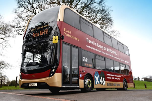 Free Wi-Fi Now On EYMS Buses